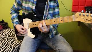 Squier Affinity Telecaster 00's