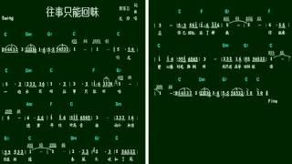 7.月亮代表我的心-鄧麗君(Eb)K 伴奏-(簡譜)