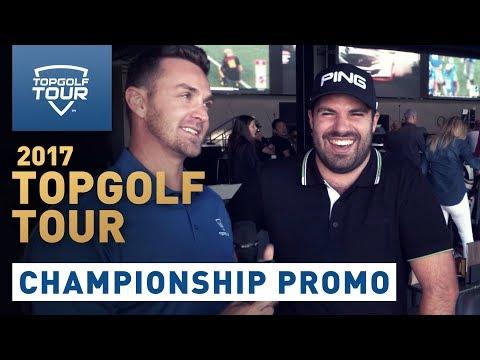 2017 Topgolf Tour Championship Promo | Topgolf