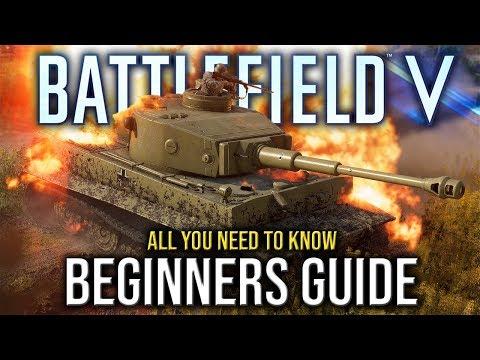 Beginners Guide to BFV | BATTLEFIELD V