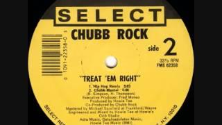 Chubb Rock - Treat You Right (Hip Hop Remix)
