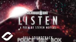Doctor Who: LOCKDOWN | Listen (Poem) | FULL SOUNDTRACK