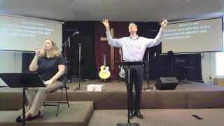 April 11th Worship Service
