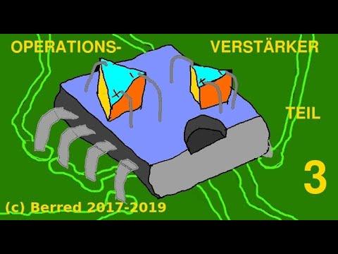 Operationsverstärker 3/4: Der mitgekoppelte OPV, Schmitt-Trigger, Oszillator und Spannungsreferenz