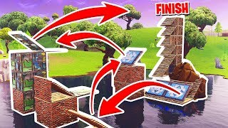 Loot Lake Obstacle Course in Fortnite Battle Royale