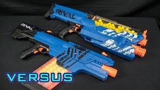 [VS] Nerf Rival Nemesis vs. Rival Khaos   Which is Better?!