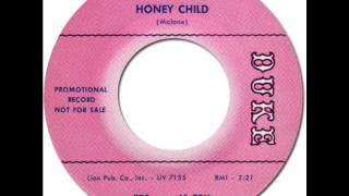 BOBBY BLAND - Honey Child [Duke 375] 1964
