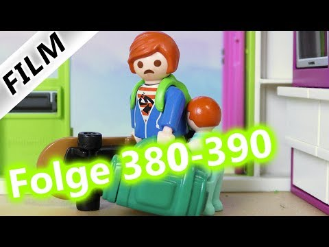 Playmobil Filme Familie Vogel: Folge 380-390 | Kinderserie | Videosammlung Compilation Deutsch