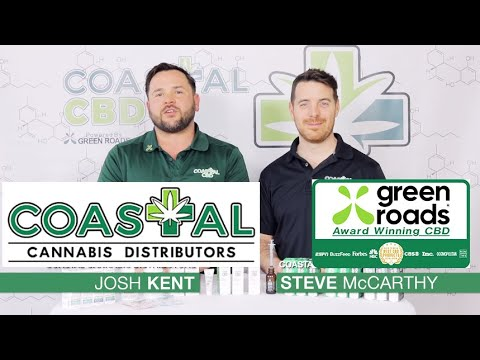Coastal Cannabis Distributors - Green Roads Introduction Video & Quiz