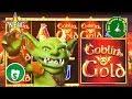 ⭐️ NEW - Goblin's Gold slot machine, bonus retriggers
