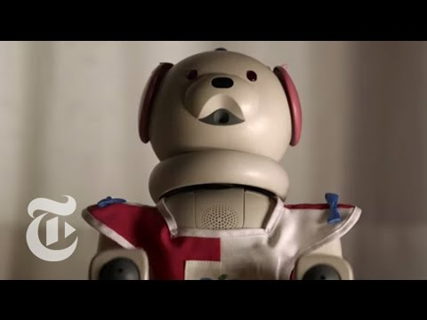 The Family Dog | Robotica | The New York Times