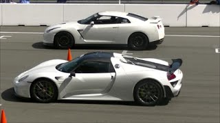 Who wins? Today i was by SupercarSunday at Circuit Assen and there ...