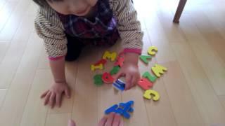 2歳2ヶ月の娘の英語力.