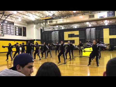 Sterling Heights High School Stallionettes Dance Team