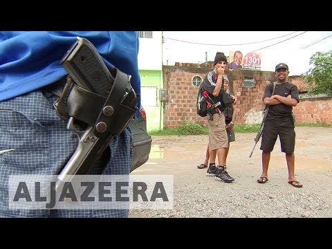 Brazil violence: Murders on the rise in Rio de Janeiro