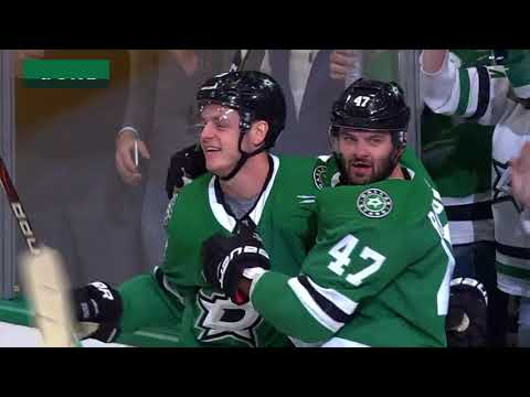 Detroit Red Wings vs Dallas Stars - October 10, 2017 | Game Highlights | NHL 2017/18