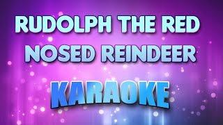 Rudolph The Red Nosed Reindeer (Karaoke & Lyrics)