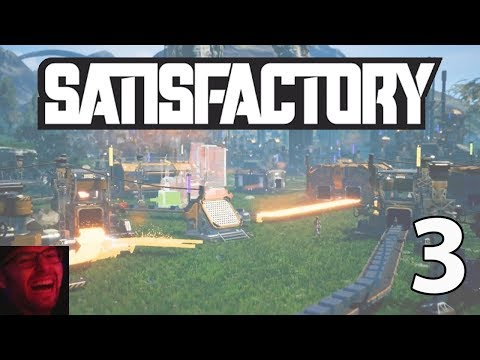 Strong, Independent Northernlion Doesn't Need Two Friends To Play Satisfactory With Him [3/4]