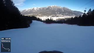 Kandahar-Abfahrt Garmisch