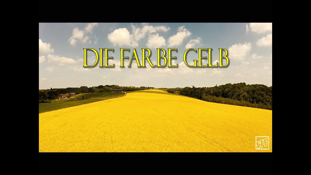Die Farbe Gelb : die farbe gelb tbs discovery pro gopro hero 3 silver youtube ~ Watch28wear.com Haus und Dekorationen