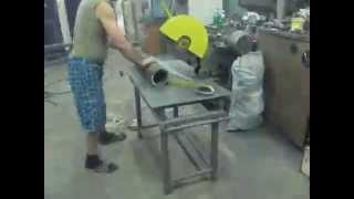 Самодельный отрезной станок.(Cutting Machine.)(, 2013-08-29T16:06:52.000Z)
