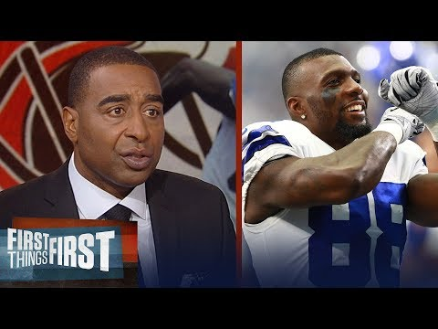Nick and Cris react to Dez Bryant potentially signing with Browns | NFL | FIRST THINGS FIRST