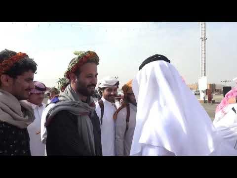حفل زواج الاعلامي  عامر بن سعيد ال سلامة  (أبوأمجاد اليزيدي)