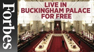 Live in Buckingham Palace For Free