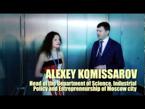 iLIFTTV -  interview Komissarov- Department of Science and Entrepreneurship of Moscow