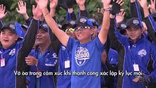 Hành trình lập kỷ lục Guinness World Records™ của đại gia đình Yamaha Exciter
