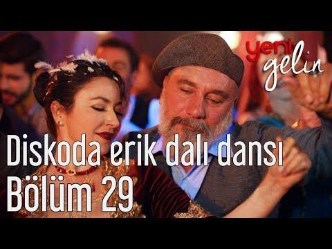 Yeni Gelin 29. Bölüm - Diskoda Erik Dalı Dansı