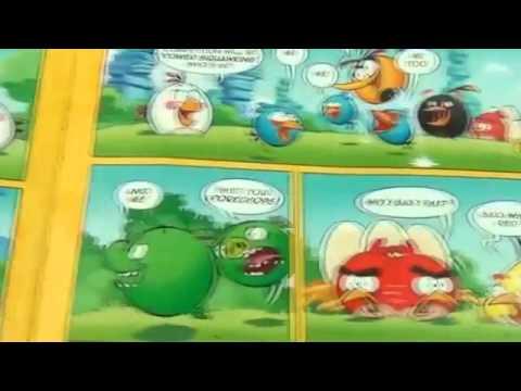 Энгри Бердс Звездные Войны игрушка Angry Birds Star Wars toy - YouTube