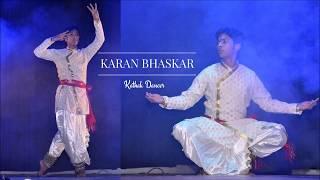 Gambar cover Shiva Tandav | Kathak | Dhrupad | Karan Bhaskar