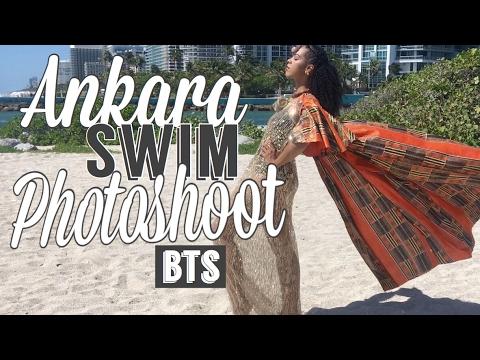 Ankara Swim Shoot 2017 | I CUT myself on the rocks