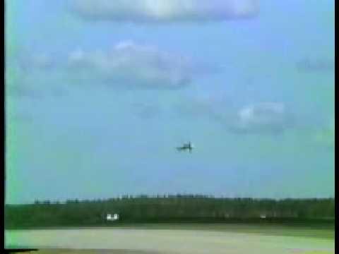 F 106 Delta Dart Flight Demonstration