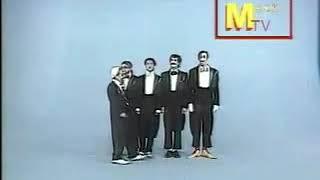 Маски шоу. Танец с сигарами.