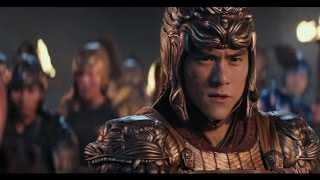 The Great Wall  (Trailer #2)  Matt Demon  Andy Lau   Eddie Peng