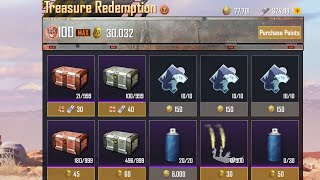 Opening 640 Crates Of Royal Pass 🔥 - PUBG Mobile