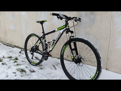 Merida Big Nine 300 29er xt carbon 2014