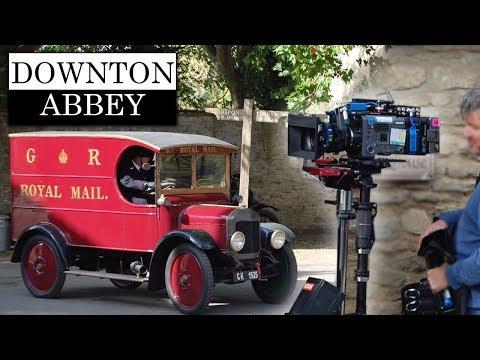 Downton Abbey Movie | On Set Photos & Latest Updates
