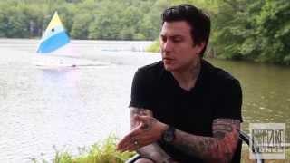 Frank Iero interview with Zuke Smith