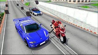 Car vs. Heavy Bike Racing - Gameplay Android game - best racing games