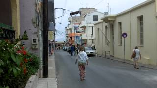 Hersonissos Village, Crete(Video of the village centre in Hersonissos. I have also posted video's of the harbour, beaches and main shopping street., 2012-05-31T09:34:52.000Z)
