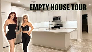 BRITT AND MOES EMPTY HOUSE TOUR