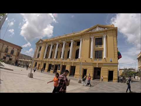 Exploring Downtown San Salvador, El Salvador's Capital City