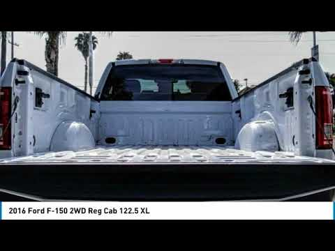 2016 Ford F-150 ORANGE TUSTIN PLACENTIA FULLERTON ORANGE COUNTY 00A13212