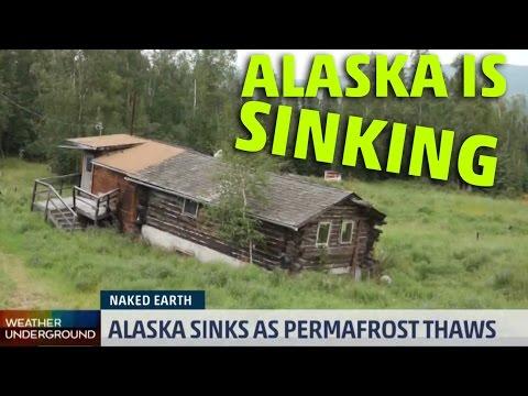 Alaska is Sinking