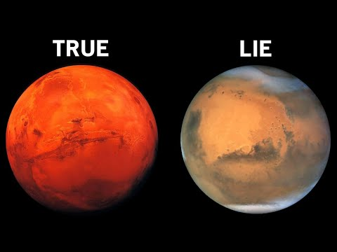 The 10 Biggest Lies about Space!