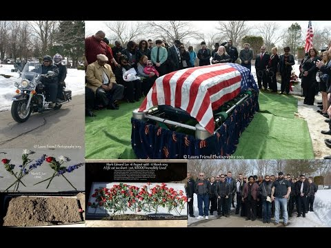 Mark E  Lee, USMC   A Celebration of Life   PGR Mission 13 March 2015