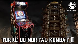 MORTAL KOMBAT X - Torre do Mortal Kombat 2, em busca do OURO